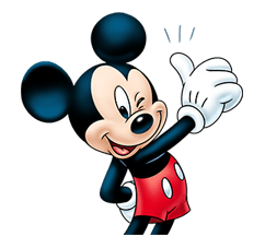 Mouse thumbs up